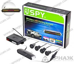 Парктроник SPY LP-121/LED radio Black