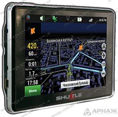 GPS навигатор Shuttle PNT-7040 Android