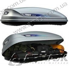 Бокс THULE Pacific 200 silver TH-6312