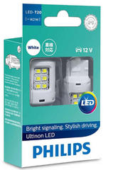 Габарит LED Philips W21W White Ultinon 12V 11065ULWX2