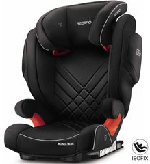 Детское автокресло RECARO Monza Nova 2 Seatfix Performance Black