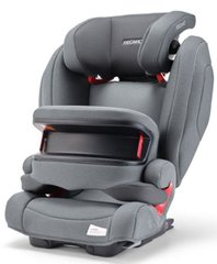 Детское автокресло RECARO Monza Nova IS Seatfix Prime Silent Grey
