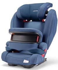 Детское автокресло RECARO Monza Nova IS Seatfix Prime Sky Blue