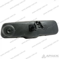 Зеркало с монитором Phantom RMS-430-12 DVR Full HD Nissan. Geely.