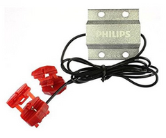 Обманки Philips 12957X2 Canbus adapters 21W