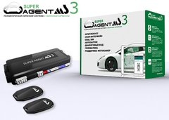 Автосигнализация Magic Systems Super Agent MS 3