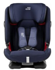 Детское автокресло Britax-Romer ADVANSAFIX IV R Moonlight Blue