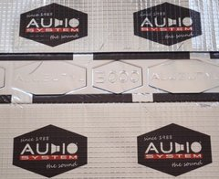 Шумоизоляция Audio-System Alubutyl 3000 3.0 mm 0.7х0.5