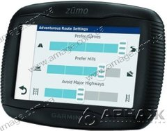 GPS навигатор Garmin zumo 595 LM. EU. Travel Edition. GPS