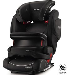 Детское автокресло RECARO Monza Nova IS Performance Black