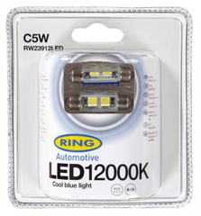 LED Габариты Ring C5W 12000К Cool Blue (239) RW23912LED (2492)