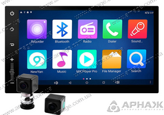 Автомагнитола Newsmy CarPad 4 NM3002 GPS