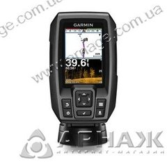 Ехолот Garmin Striker 4dv. Worldwide