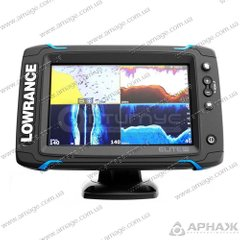 Ехолот-картплоттер Lowrance Elite-9Ti Mid / High / TotalScan